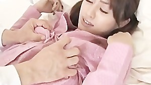 Ami matsuda totally jizzed with cum jav..