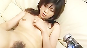 Beautiful karumi katase in hot threesome..